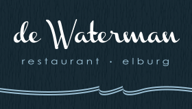Restaurant de Waterman in Elburg
